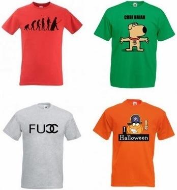 Sólo Pienso En Camisetas | Ideas | Scoop.it