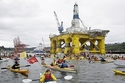 Exactly! #Shell's #Arctic drilling is the real threat to the world, not kayaktivists #climate #pollution | Messenger for mother Earth | Scoop.it
