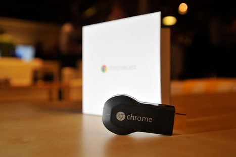 Chromecast Gets 10 New Apps, Including Songza, VEVO, And Revision 3 | Music business | Scoop.it
