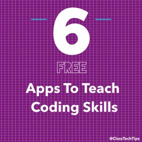 6 Free Apps to Teach Coding Skills | Ipad pedagogy for 21st Century skills | Scoop.it