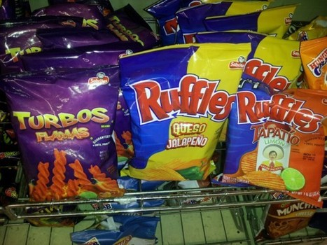Me gusta! All the chips going Latino. | U.S. Hispanics & Latinos | Scoop.it