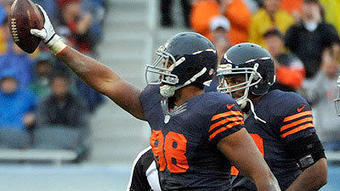 Bears counting on pressuring Brees - Chicago Tribune | Fantasy football | Scoop.it