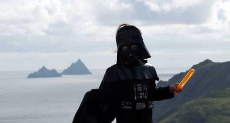 Blockade in force on Skellig Michael for Star Wars filming | Portmagee with Kerry cliffs Tourist attraction Kerry | Scoop.it