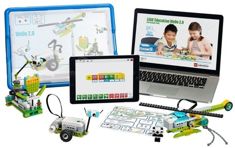 Lego's new toy robot teaches kids coding andengineering | DigitAG& journal | Scoop.it