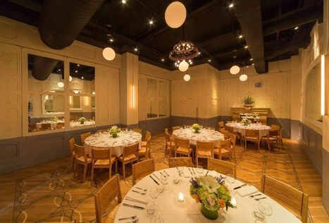 The Gallery Private Event Dinner & Lunch Room | Best Restaurants in Union Square NYC | Scoop.it