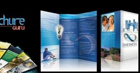 How Is a Brochure Effective in Impressing Consumers? | Exclusive Brochure Design Tips | Scoop.it