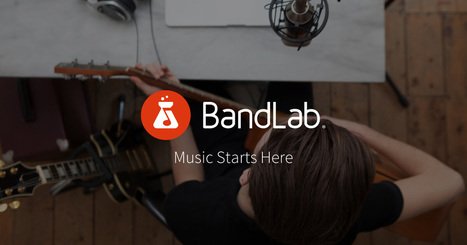 BandLab: Music Starts Here | technologies | Scoop.it