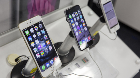 Study: People Separated From iPhones Suffer Psychological Effects   interlinc   Scoop.it