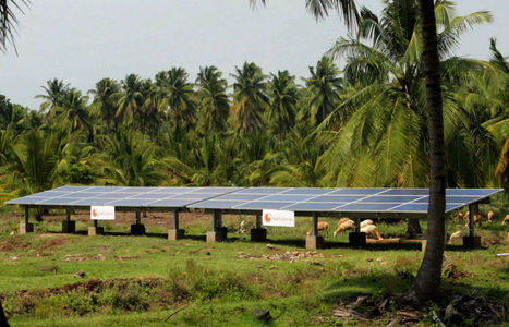 Solar Water Pumps Wean Farmers From India's Archaic Grid | Research Capacity-Building in Africa | Scoop.it