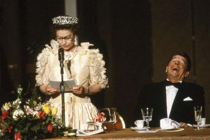 One Queen and 12 U.S. Presidents | Herstory | Scoop.it