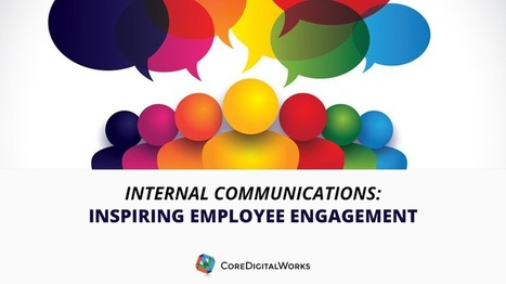 "Upcoming Webinar ""Internal Communications: Inspiring Employee Engagement"" 