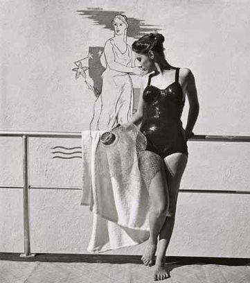 Exposition Louise Dahl-Wolfe, pionnière de la photographie de mode | Les Gentils PariZiens : style & art de vivre | Scoop.it