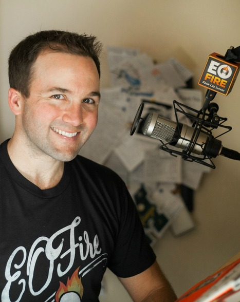 How John Lee Dumas Of EOFire is Making Millions Of Dollars Podcasting | Website | Scoop.it