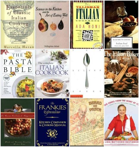 11 Favorite Italian Cookbooks | Italia Mia | Scoop.it
