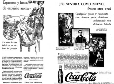 Coca-Cola: ciento treinta años bajo la influencia - Jot Down Cultural Magazine | Educacion, ecologia y TIC | Scoop.it