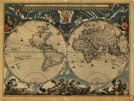 'A History of the World in 12 Maps' by Jerry Brotton - Boston Globe   Social Studies   Scoop.it