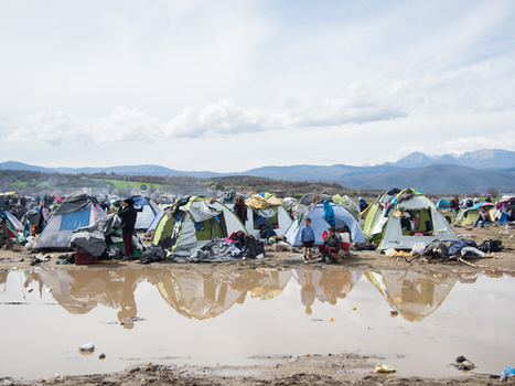 Greece: Europe must shoulder the burden for 46,000 refugees and migrants trapped in squalor // Amnesty International European Institutions Office   Europa e Asia Centrale News   Scoop.it