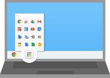 Google Chrome ganha aplicativos que executam off-line e fora do navegador - Google Discovery | As TIC e a educação do séc.XXI | Scoop.it
