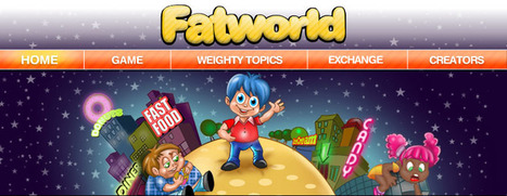Serious Game : FATWORLD - Home | LANGUES : Sites institutionnels, programmes, dispositifs et ressources pédagogiques | Scoop.it
