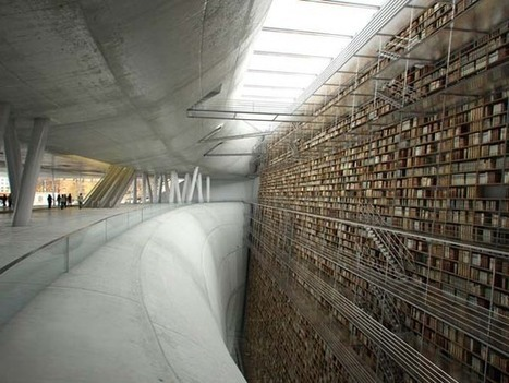 17 Mind Blowing Libraries From Around The World - Viral Nova | Amazing Libraries | Scoop.it