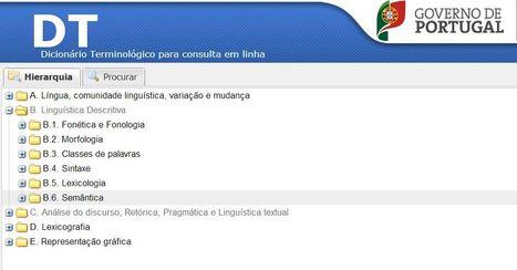 Dicionário Terminológico | 1001 Glossaries, dictionaries, resources | Scoop.it