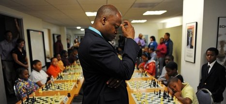 What a Chess Grandmaster Can Teach You About Solving Problems | Grandmasters Draws | Scoop.it