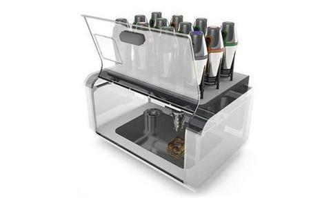 Cornucopia, la impresora de comida que el MIT quiere popularizar   Enginys amb enginy   Scoop.it