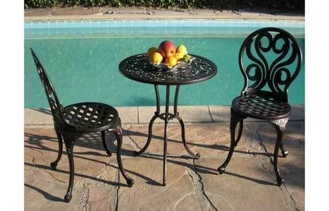 Wrought Iron Patio Furniture for Outdoors | Exist Decor | home | Scoop.it