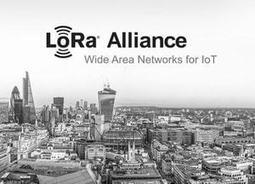 IoT : la guerre des nouveaux réseaux a commencé | Cloud Wireless | Scoop.it