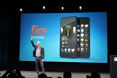 Amazon Announces The $199 Fire Phone, The First Smartphone With Head-Tracking Technology | TechCrunch | New technologies & Digital Marketing | Scoop.it