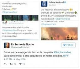 #StopIncendios: La eficacia del trabajo en red | Salud Conectada | Scoop.it