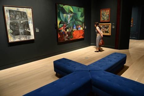 Jewish Museum presents first U.S. exhibition exploring darker works by Marc Chagall | Art | Scoop.it