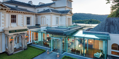 Laura Ashley Opens Second Luxury Hotel - on the Shores of Lake Windermere | New on the block... | Scoop.it