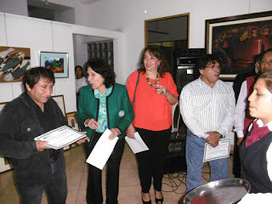 Exposición Pictórica en Galería Qhapaq Ñan | Sindicalismo en PERÚ | Scoop.it