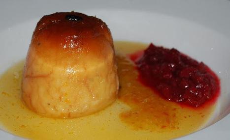 Recette de gâteau de semoule parfumé aux agrumes et à la cannelle | Desserts street food | Scoop.it