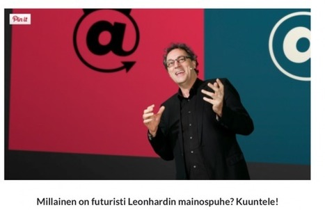 Here is the deck with my presentation at PING Helsinki: the future of content, technology and humanity | Digital Culture | Scoop.it
