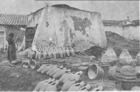 La cerámica del agua y su relación con la aridez | Revista del Aficionado a la Meteorología | Fundamentos Científicos de la Cerámica | Scoop.it