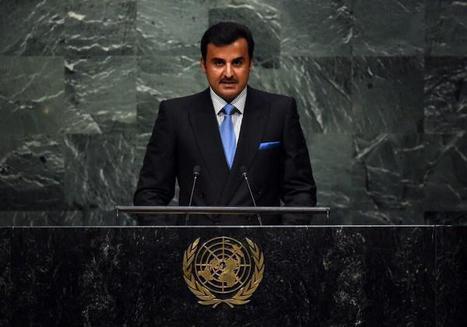 ONU : l'Émir du Qatar appelle à la levée du blocus de Gaza et la mise en œuvre de la reconstruction | HLD's Miscellaneous... | Scoop.it
