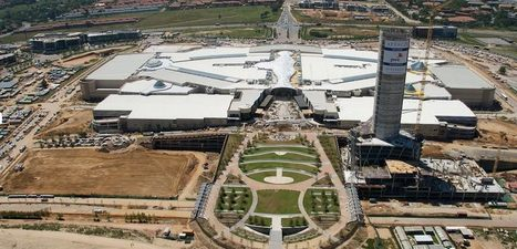 12 Amazing Things to Know About The Mall of Africa - SAPeople - Your Worldwide South African Community   Breaking World - African News   Scoop.it