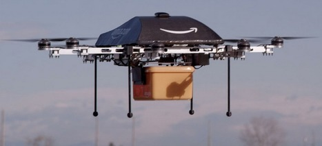 Amazon hopes to deliver packages via drones within 5 years | KurzweilAI | FutureChronicles | Scoop.it