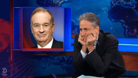 WATCH: Jon Stewart Calls Out O'Reilly | Gov and law Henry Hartzler | Scoop.it