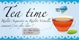 Tea Time : Réalité Augmentée ou Réalité Virtuelle, comment y voir plus clair ? le 21 Mai 2013 dès 17H00 à La Cantine Toulouse   RA   Scoop.it