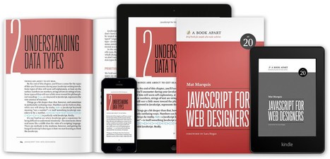 A Book Apart, JavaScript for Web Designers | FileMaker tool | Learning FileMaker | Scoop.it