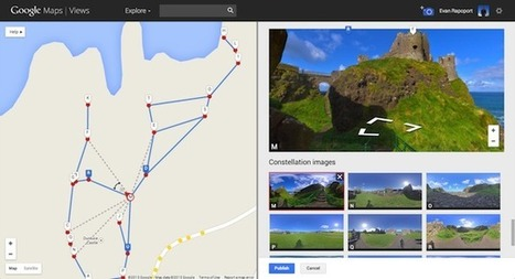 Make your own Google Street View scene, giant camera not required | Technologies in ELT | Scoop.it