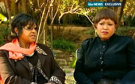 Winnie Mandela: nobody knows Nelson Mandela better than I do - Telegraph | Parental Responsibility | Scoop.it