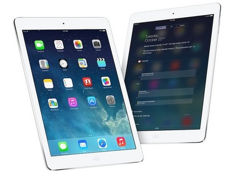 iPad Air Officially Unveiled, Weighs Just 1-Pound with Retina Display | Technology in Business Today | Scoop.it