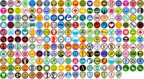 Foursquare: La liste complète des badges en français | Actu Geek | Scoop.it