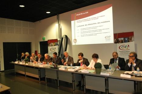 Signature du Contrat d'objectifs sectoriels pour l'artisanat   Ressources de la formation   Scoop.it