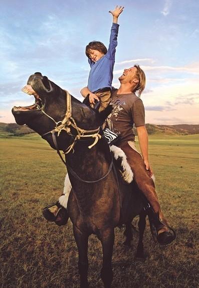 Au bout de la route: Chamanisme et autisme : le garçon cheval | L'autisme | Scoop.it