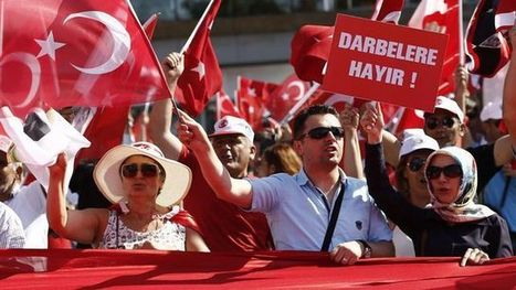 Audio 10 mn : M #Erdogan rencontre les leaders de l'opposition en #Turquie ... - #arbitraire #autocratie | Infos en français | Scoop.it